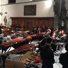 International Splash Percussion Orchestra am 08.10.2017